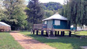 Camping Amestoya de Bidarray BENGALIS FAMILLES 4-5 pers 13,50 €/nuit/personne, forfait 2-3 pers 40 €/nuit
