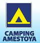 Camping Bidarray english Logo